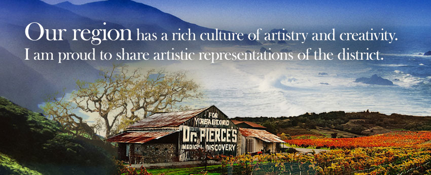 Our region has a rich culture of artistry and creativity