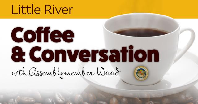 Little River Coffee and  Conversation Graphic