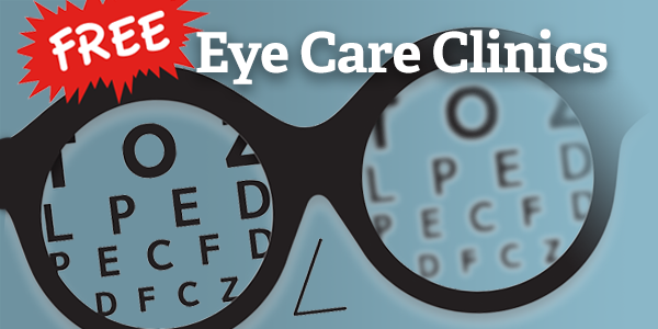 Eye Care Clinic Graphic
