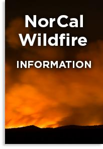Nor Cal Wildfire Information
