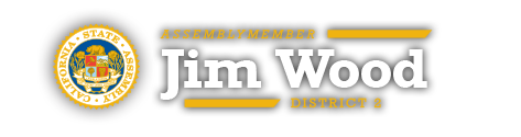 Official Website - Assemblymember Jim Wood Representing the 2nd California Assembly District